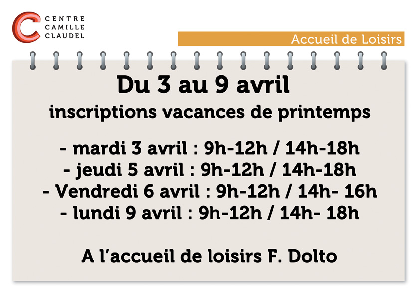 inscriptions alsh